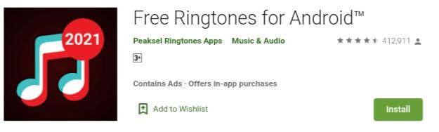 Ringtone Download Karne Wala Apps