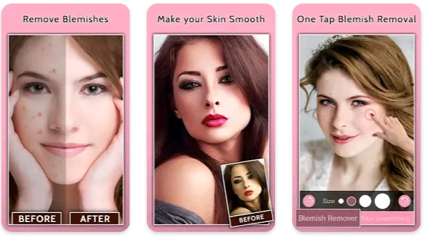 बेस्ट चेहरा साफ करने वाला Apps