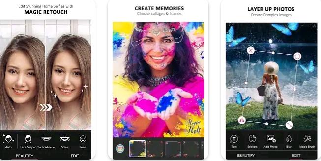 Face cleaner App