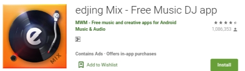 Dj Mix बनाने वाला Apps Download