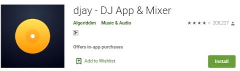 डीजे मिक्सिंग ऐप्स डाउनलोड